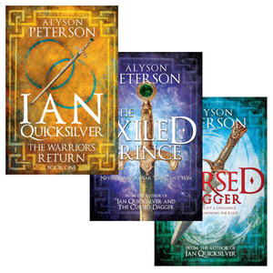 Quicksilver Trilogy (3-Book Bundle Deal)