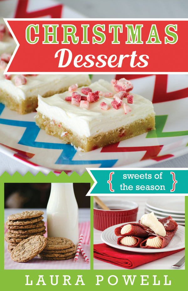 Christmas Desserts: Sweets of the Season - Booklet