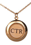 Locket Choose the Right Gold