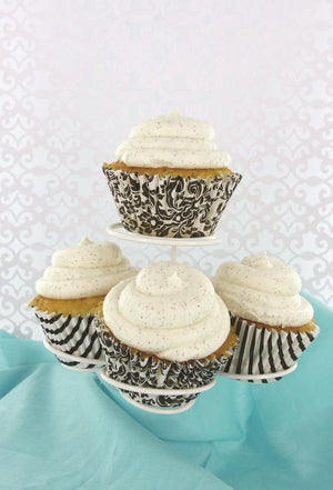 Wedding-themed Cupcake Liners