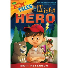 The Epic Tales of a Misfit Hero - Paperback