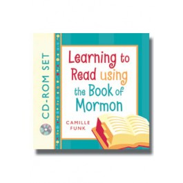Learning to Read Using the Book of Mormon, Vol 1-5 (CD-ROM Set)