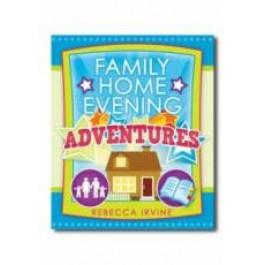 Q735 Family Home Evening Adventures Book
