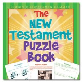 New Testament Puzzle Book