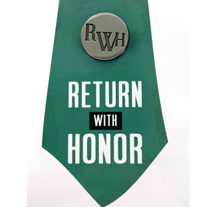 Return With Honor Tie Tack