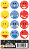 Funny Faces Stickers - 6pk