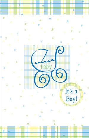 Greeting card / It's a Boy