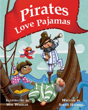 Pirates Love Pajamas