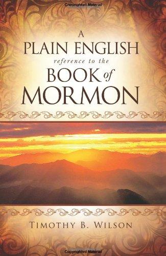 A Plain English Reference to the Book of Mormon - Paperback