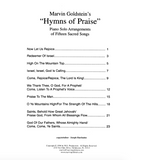 Hymns of Praise - Marvin Goldstein Album