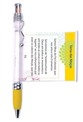 Young Women Theme Scroll Pen (Portuguese)
