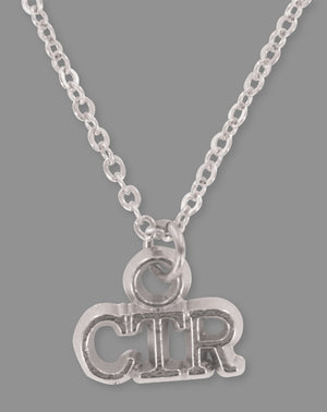 Necklace CTR Silver