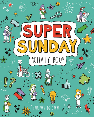 Super Sunday Activity Book (Pre-Order)