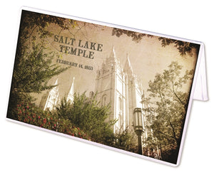 Above pick Temple Rec Holder Vintage SL Temple