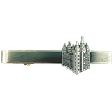 Tie Bar Salt Lake Temple Silver