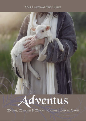 Adventus: 25 Days, 25 Names & 25 Ways to Come Closer to Christ (Pre-Order)