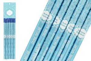F842 Value Pencil-- Divine Nature 7/PK