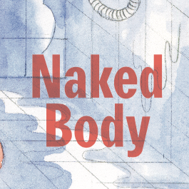 🍑 Naked Body is Shipping! 🍑 Books by Woshibai and Jason Li Available Now