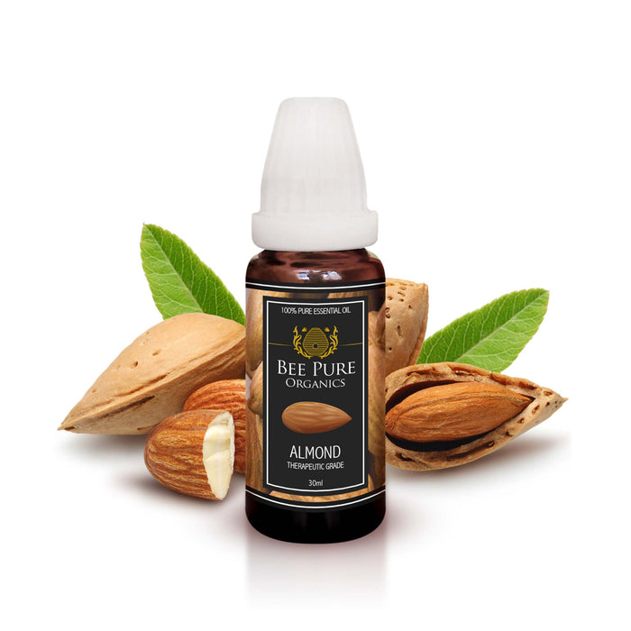 Sweet Almond (Badaam Sheeren) Premium Carrier Oil