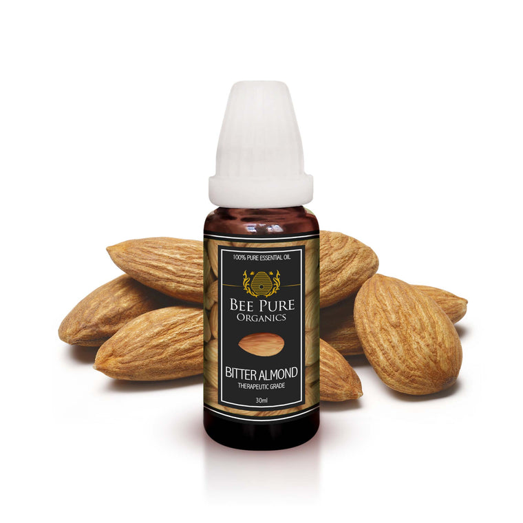 Almond Bitter (Badaam Talkh) Premium Carrier Oil