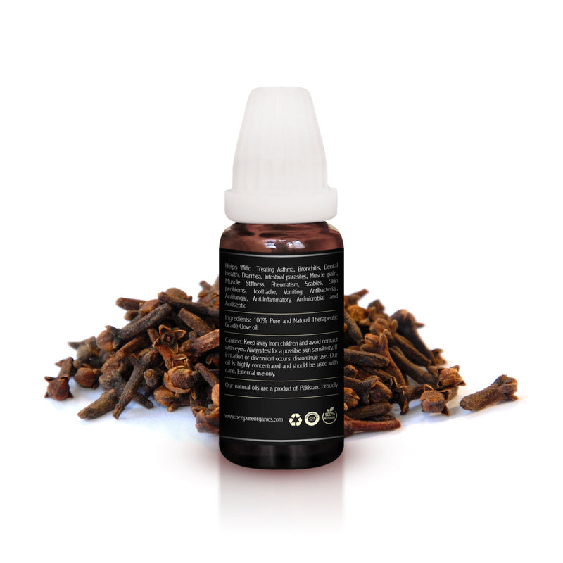 Clove (Laung) Premium Essential Oil