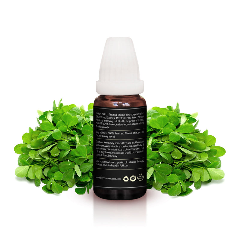 Fenugreek (Methi) Premium Essential Oil