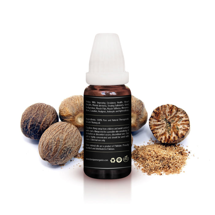 Nutmeg (Jaifal) Premium Essential Oil