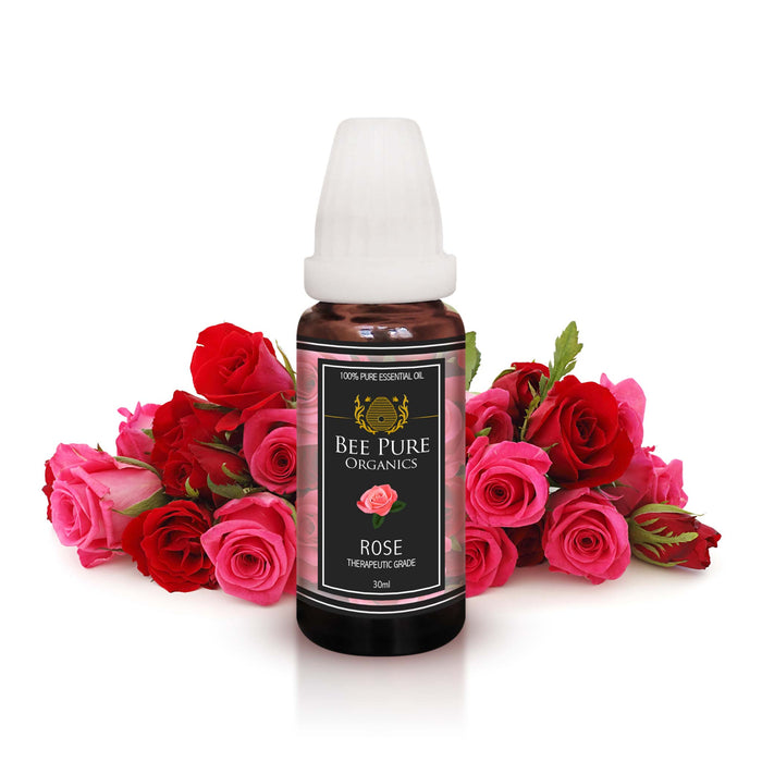 Rose Oil (Gulab) Premium Essential Oil