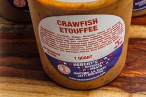 Crawfish Etouffee (1qt)