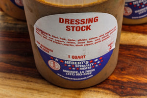 Dressing Stock (1qt)