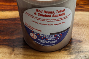 Red Beans And Tasso (1qt)