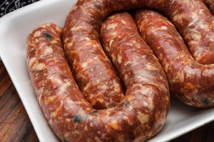 Jalapeno Chicken And Cheese Sausage (2 lbs)