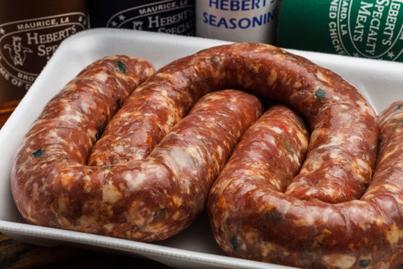 Pork And Pepperjack Cheese Sausage (2 lbs)