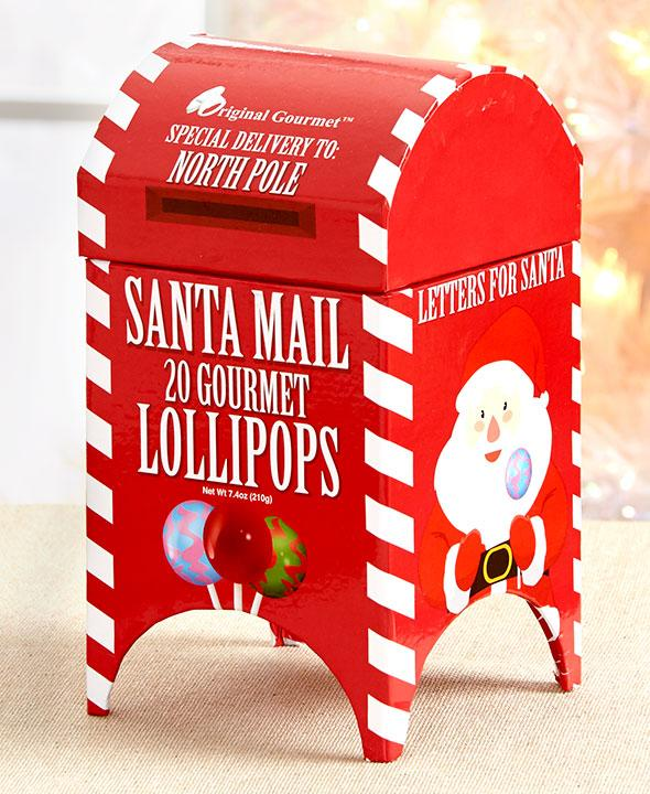 20-Ct. Gourmet Lollipops in Holiday Box Party Decoration Tigerlily and Me