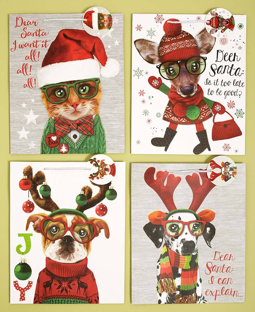 20-Pc. Festive Animal Bag Set Party Decoration Tigerlily and Me