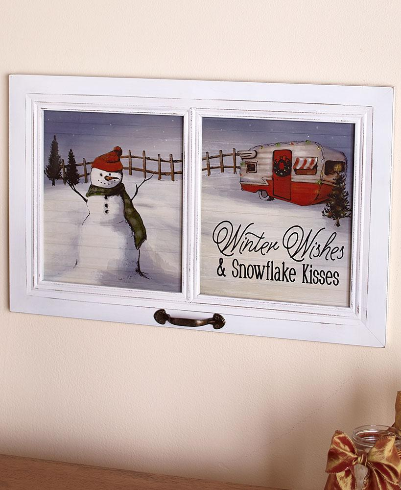23 Winter Wall Hangings Home - Decor Accents Tigerlily and Me