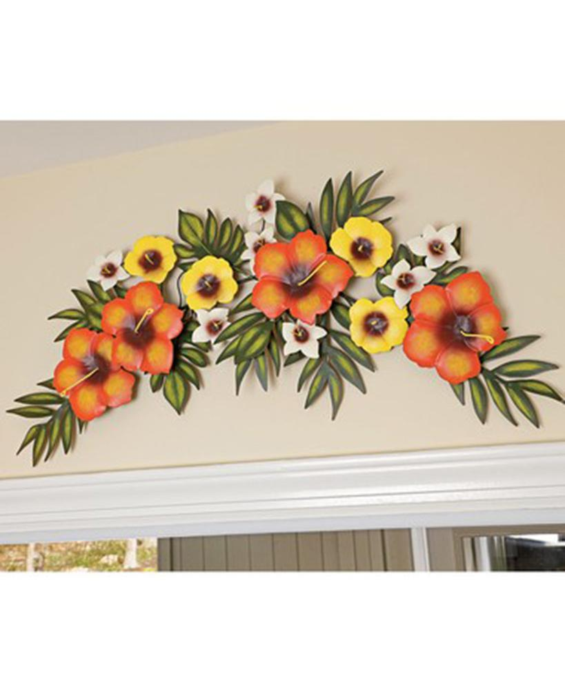 3-Dimensional Floral Wall Art Home - Wall Art Tigerlily and Me