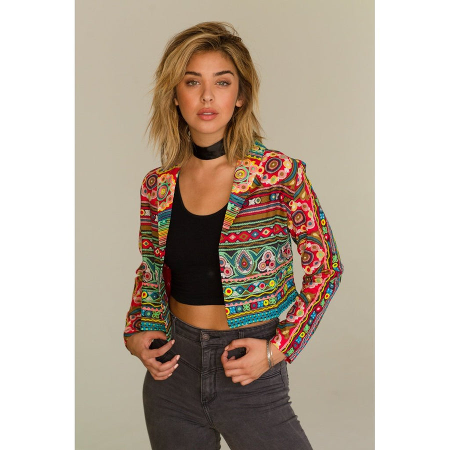 Bohemian Blaze Women - Apparel - Jackets & Coats Tigerlily and Me