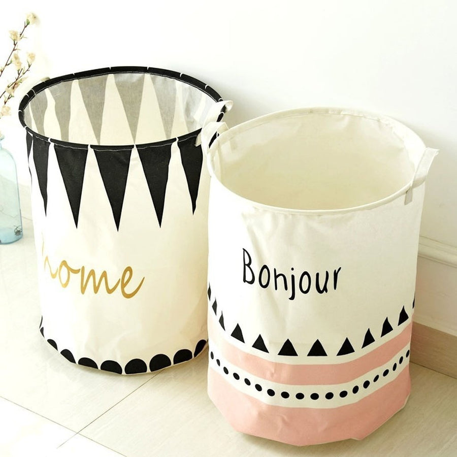 Bonjour Home Laundry Baskets Home - Storage Tigerlily and Me