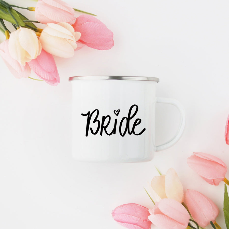 Bride Campfire Mug Home - Glasses & Mugs Tigerlily and Me