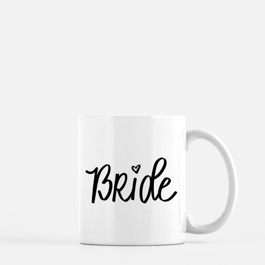 Bride Coffee Mug Home - Glasses & Mugs Tigerlily and Me