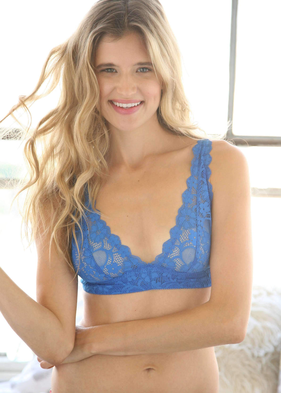 Camellia Built Up Bralette Women - Apparel - Lingerie and Sleepwear Tigerlily and Me
