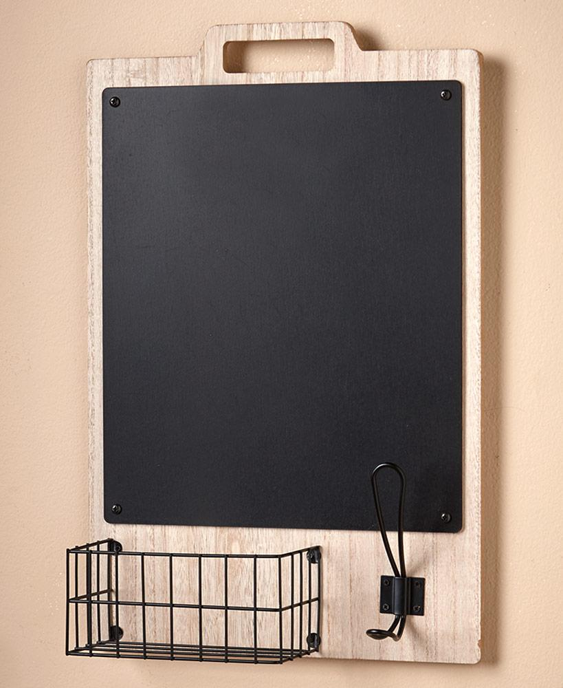 Chalkboard Wall Organizers Home - Storage Tigerlily and Me