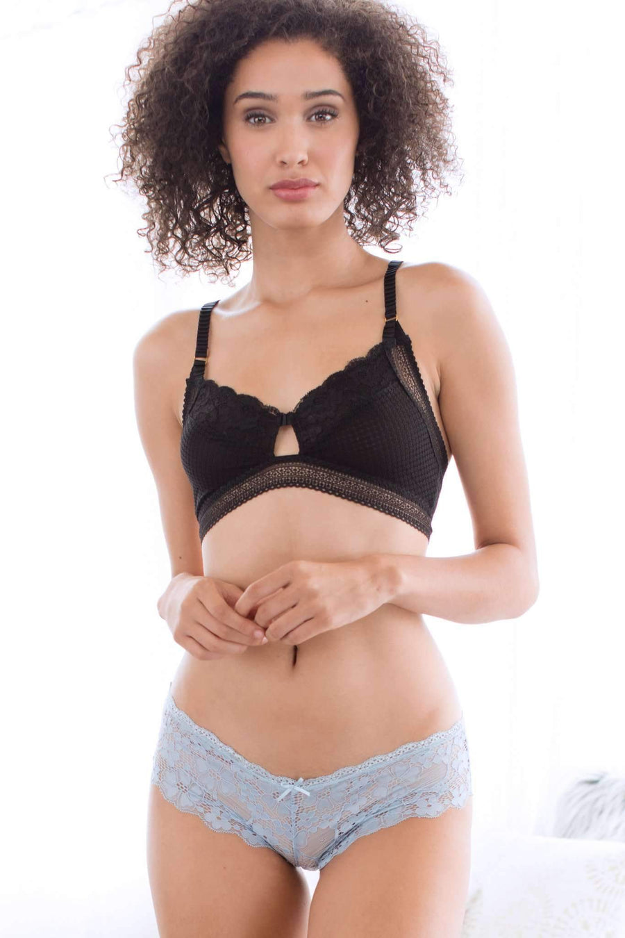 Charlotte Bralette Women - Apparel - Lingerie and Sleepwear Tigerlily and Me