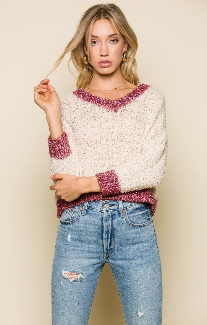 Cindy Pullover Sweater Women - Apparel - Sweaters Cardigans and Tops Tigerlily and Me