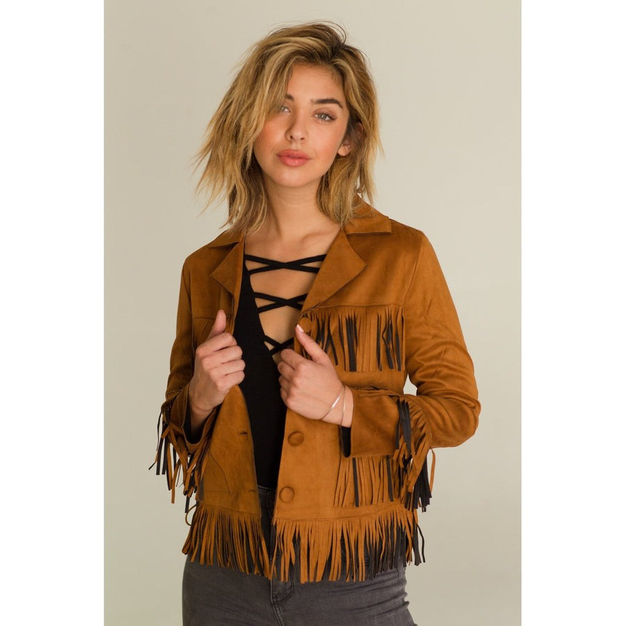 Cowgirl Jacket Women - Apparel - Jackets & Coats Tigerlily and Me