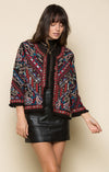 Crimson Nights Jacket Women - Apparel - Jackets & Coats Tigerlily and Me
