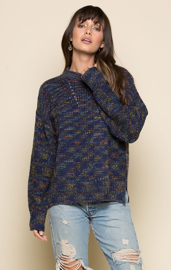 Devon Pullover Sweater Women - Apparel - Sweaters Cardigans and Tops Tigerlily and Me