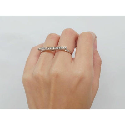 Double Finger Band Ring Women - Jewelry - Rings Tigerlily and Me