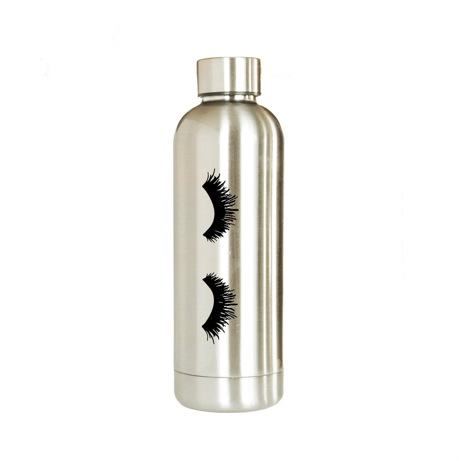 Eyelashes Water Bottle Home - Glasses & Mugs Tigerlily and Me